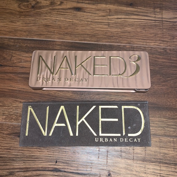 Urban Decay Other - Naked palettes